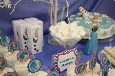 Декор предметов Интерьер День рождения Аппликация Моделирование конструирование Оформление Дня рождения дочери в тематике м-фа Холодное сердце Бумага Шарики воздушные фото 4