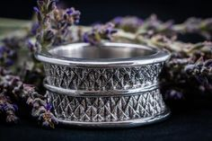 Napkin Ring Crystal - Crystal d'Afrique - Diana Carmichael Design. Buy online now at www.GoodiesHub.com Pewter, Diana, Swarovski Crystals, Rings For Men, Community, Tableware, Board, Shop, Gifts