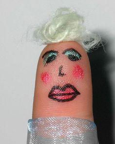 Funny Finger Faces!  smosh.com