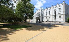 #Kwidzyn #PlacPlebiscytowy i kostka Beganit/Avanti #polbruk #kostkabrukowa