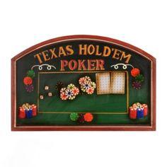 #pinitpretty #kirklands poker room