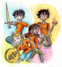 Percy Vs Jason Heroes Of Olympus