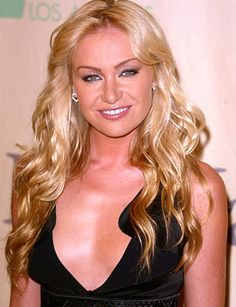 Portia de Rossi... want the hair. All over beauty.