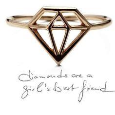 Ays Yuva by #artyouthsociety #gold #ring #14k #diamond www.artyouthsociety.com
