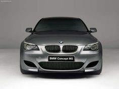 BMW Concept M5 M Volution cars