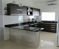 I want this kitchen... Maybe I'll change the counter marble.