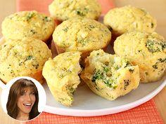 Make Cornbread Muffins Healthier WithBroccoli