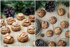 Ořechovky – bulharské cukroví