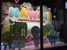 New Kawaii Exhibit - a Celebration of Japanese Cute Culture