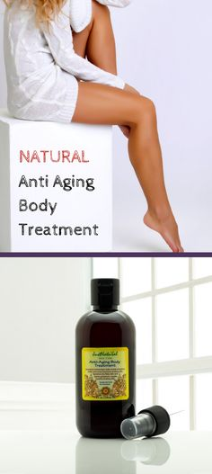 Most of the anti-aging products only focus on protecting and healing facial skin. The rest of your body ages at the same rate, but only receives a fraction of the care.  Our Anti-Aging Body Treatment is made with ingredients that address this imbalance, a