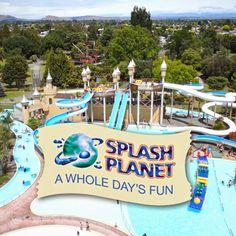 Image result for splash planet