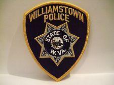 WILLIAMSTOWN POLICE WEST VIRGINIA