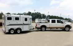 Darrel and Regina Crider from Cypress, TX purchased this 2 Horse Slant BP from Jake Ramsey of Gulf Coast 4-Star Trailer Sales. A big thank you to the Criders! Enjoy!  www.gc4star.com  877.543.0733