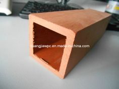 50*50mm Outdoor Decoration WPC Square Tube on Made-in-China.com