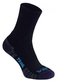 Trail Women's  Women's Technical Socks by Bridgedale