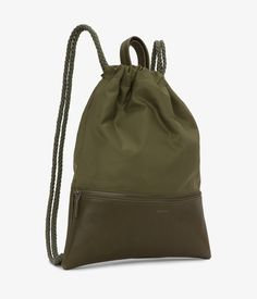 DORIT - OLIVE - backpacks - handbags