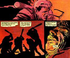 """THE COMICS VAULT — BATMAN #404 (Feb. 1987) """"Who I Am, How I Came To..."""