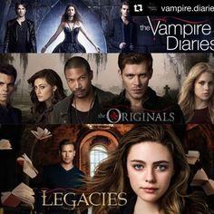 Leagacies x The Originals x The Vampire Diaries 🎬 Not Our Edit! - V #legacies #theoriginals #thevampirediaries #tvdpost