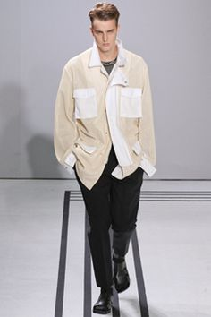 3.1 Phillip Lim Spring 2013 Menswear Collection on Style.com: Complete Collection