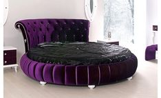 Round Beds Can Be Fun But How Can You Decorate Your Rooms To Fit ...