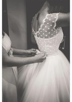 10 modelos de vestidos de casamento retrô para você se inspirar