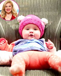 "Kelly Clarkson Teases ""Heartbeat Song"" With Video of Daughter River - Us Weekly"
