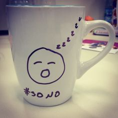 Agora você #café #sono #bocejo www.diariodebordo.net.br