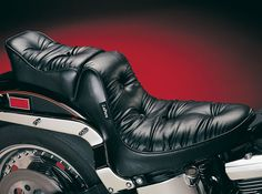 Harley Seats for Softails 1984 - 2015 Standard Tire Models by Lepera