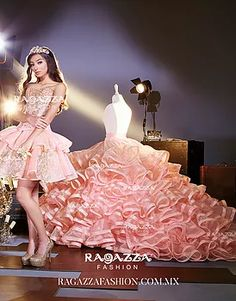 ab20fcb6ba3 Quinceanera dress - One of the most crucial planning actions for any  Quinceanera party