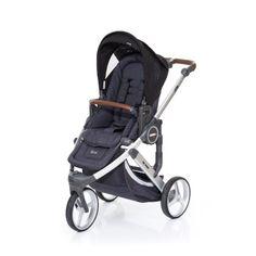ABC DESIGN Kinderwagen Cobra plus street-black, frame silver / zitting street pinkorblue.nl ♥ Ruim 40.000 producten online ♥ Nu eenvoudig online shoppen!