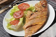 Pescado frito entero   Cocina y Comparte   Recetas
