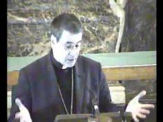 Mgr Habert - Marie debout au pied de la croix