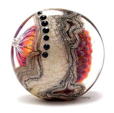 Sherry Bellamy Lampwork ~ Chaos Bundle ~ Focal Bead!! ~ SRA