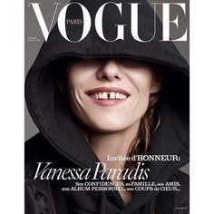 Vogue Paris | More on http://en.vogue.fr/ Songbird, ingénue,...