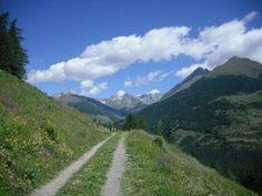 Mountain roads  (Valle d'Aosta-Italy)