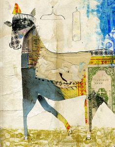 Animalarium: Creative Collage Creatures