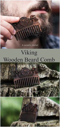 Viking Wooden Beard