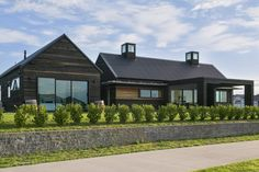Ross House by Turner Road Architecture Public Architecture, Residential Architecture, Architecture Design, Building Design, Building A House, House Cladding, Modern Barn, Large Homes, House Plans
