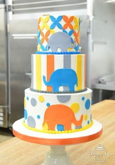 Party Cakes - Beverly's Best Bakery