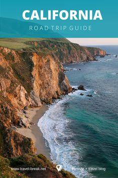 16 California Road Trip Ideas from a California Girl | Travel Photography Guide | Travel-Break.net