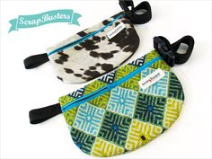 ScrapBusters: Mini Waist Pack | Sew4Home