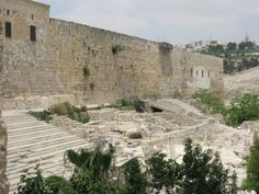 It turned out that the remains of the citadel were actually found under the Givati parking lot at the City of David  #History