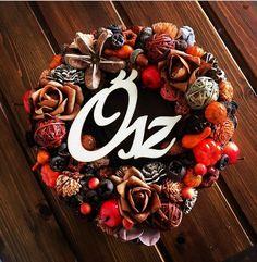 Ikebana, Halloween, Wreaths, Autumn, Seasons, Diy, Home Decor, Holiday Wreaths, Decoration Home