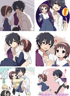 Corpse Party, Yuka ❤️<<<<You'd almost think it's a happy series if you see this without playing the game/seeing the anime