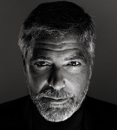 G. Clooney by Marco Grob