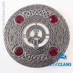 Moffat Clan Crest. Free worldwide shipping available.