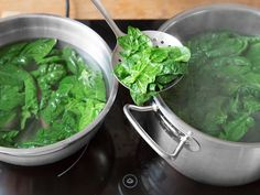 Knackig oder Cremig? So bereitest du frischen Spinat zu