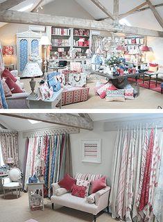 Showroom - Kate Forman Long Barn North, Sutton Manor Farm Bishops Sutton, Alresford,  Hants, SO24 0AA  UK