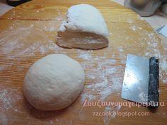 Ψωμί σαν βαμβάκι!!! Εκτός από όμορφο...είναι τόσο νόστιμο αυτό το ψωμί, τόσο μαλακό και αφράτο... πραγματικά σαν βαμβάκι!!!... Dairy, Bread, Cheese, Homemade, Blog, Breads, Home Made, Blogging, Baking