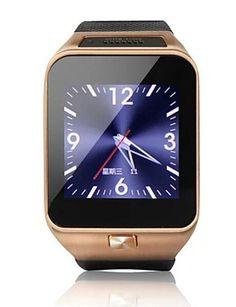 Tragbare - Smart Watch - Bluetooth 3.0 - Freisprechanlage/Media Control/Nachrichtensteuerung/Kamera Kontrolle - für - http://uhr.haus/weiq/tragbare-smart-watch-bluetooth-3-0-media-control-4